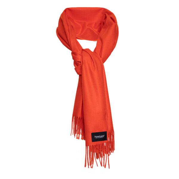 écharpe orange